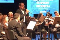 Дудукист Эммануэль Ованнисян выступил на фестивале классической музыки InClassica