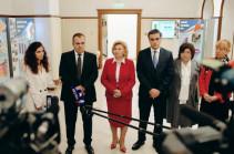 Омбудсмен Армении высоко оценил новый уникальный опыт прозрачной работы российской коллеги во время выборов в Госдуму России