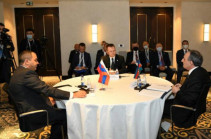 Հայաստանի գլխավոր դատախազը Ղազախստանում հանդիպել է Ադրբեջանի գլխավոր դատախազի հետ