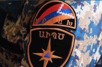 В районе Варанда обнаружены останки еще одного армянского военнослужащего