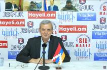 Цель Пашиняна превратить Сюник в турецкий вилайет – Минасян