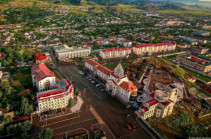 Сегодня мы отмечаем день нашей столицы Степанакерта: Давид Саргсян