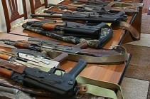 Արցախից Հայաստան ապօրինի զենք-զինամթերք տեղափոխելու և շրջանառելու վերաբերյալ քրեական գործերով կա 84 մեղադրյալ, 8 դատապարտյալ. ամփոփում