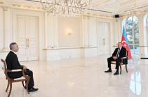 Азербайджан в течение двух лет планирует завершить работы по созданию Зангезурского коридора - Алиев