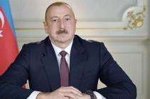 Թուրքիայի հետ հարաբերությունները կարգավորելու համար Հայաստանը պետք է նոր սահմանադրություն ընդունի. Ալիև