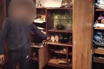Տաշիրի ոստիկանները բնակարանային գողության դեպքեր են բացահայտել