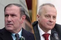 Левон Тер-Петросян встретился с послом России