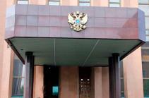 В посольстве России в Армении минутой молчания почтили память погибших в ходе начавшихся год назад боевых действий в Карабахе