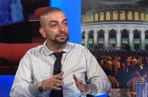 Заявление Алиева это наглая попытка вмешательства во внутренние дела Армении – Григорий Айвазян