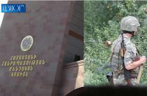 Հակառակորդի արձակած կրակոցից զինծառայողի հրազենային մարմնական վնասվածք ստանալու դեպքի առթիվ հարուցվել է քրեական գործ