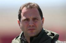 Бывший министр обороны задержан (Hraparak.am)