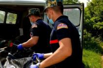В районе Варанда обнаружены останки одного армянского военнослужащего