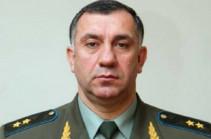 Задержан заместитель начальника Генштаба ВС Степан Галстян – СНБ Армении