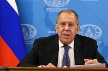 Лавров обсудил с председателем парламента Армении урегулирование в Карабахе