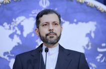 Тегеран поддерживает хорошие отношения с Баку и Ереваном – МИД Ирана