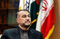 Тегеран серьезно обеспокоен израильским присутствием на Кавказе, и не потерпит «изменения карты» региона - глава МИД Ирана