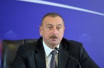 Процесс открытия коммуникаций с Арменией «частично начался» - Алиев