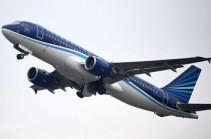 «Азербайджанские авиалинии» выполнили рейс в Нахичеван через Армению – комитет гражданской авиации