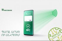 An abundant TechnoFall with Inecobank - NFC payments and more (Video)