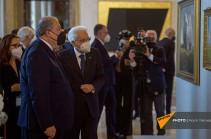 Միասին մենք շատ բան կարող ենք անել. նախագահ Արմեն Սարգսյանը  հանդիպել է Հռոմի քաղաքապետի հետ