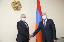 Սերգեյ Կոպիրկինն արդյունավետ է գնահատել Հայաստանի և Ռուսաստանի միջև համագործակցությունը տեղեկատվական և բարձր տեխնոլոգիաների ոլորտում