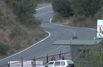 Գորիս-Կապան ավտոճանապարհին ադրբեջանցիների սկսած շինարարությունը դեռ ընթանում է. Գորիսի փոխքաղաքապետ