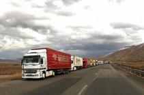 Թուրքիան փակել է իր բոլոր անցակետերը իրանական բեռնատարների համար