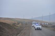 Օտարերկրյա դեսպանությունների մամուլի կցորդներն այցելում են Շուշի