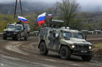 Командование российского контингента проводит разбирательство в связи с убийством азербайджанцами мирного жителя в Арцахе