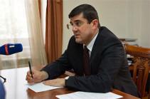Президент Арцаха подписал ряд законов