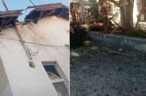 Գնդակոծվել է թուրքական քաղաքը