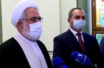 Հայաստանը և Իրանը հաստատել են` ահաբեկիչները, որոնք նկատվել են մեր սահմաններին, ոչ մի դեպքում հանդուրժելի չեն. կարող ենք կտրուկ քայլեր կատարել. Իրանի գլխավոր դատախազ (Տեսանյութ)