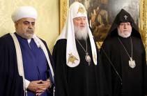 Патриарх Кирилл призвал освободить военнопленных и найти пропавших без вести в Карабахе
