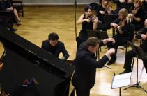 Միխայիլ Կիրխհոֆ. «Արմենիա» փառատոնն ամեն օր նոր երաժիշտների, նոր երկացանկ է ներկայացնում, այն նման է երաժշտական օլիմպիադայի»