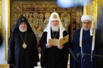 Война в Карабахе не привела к разрешению проблем, а породила новые трагедии и вызвала новые проблемы – Католикос всех армян