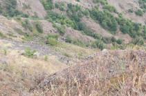В Гадрутском районе обнаружены останки еще двух армянских военнослужащих