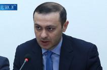 Հայաստանը պատրաստ է իր սուվերեն վերահսկողության տակ թույլատրել Ադրբեջանին և Թուրքիան երթևեկել իր ճանապարհներով. ԱԽ քարտուղար