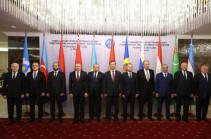 Մինսկում են Հայաստանի և Ադրբեջանի արտաքին գործերի նախարարները. մեկնարկել է ԱՊՀ ԱԳ նախարարների խորհրդի նիստը