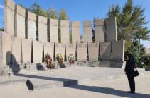 Իմ խորին ցավակցությունն եմ հայտնում զոհված զինվորների ընտանիքներին. Ֆրանսիայի նորանշանակ դեսպանն այցելել է Եռաբլուր