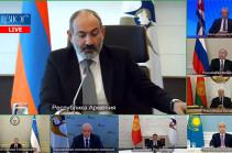 Формирование рынка электромобилей в ЕАЭС исходит из интересов экологической безопасности и здоровья населения – Пашинян (Видео)