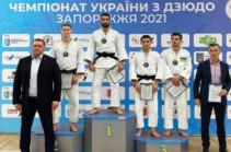 Ձյուդոիստ Կարո Մարանդյանն Ուկրաինայի առաջնությունում առաջին տեղն է գրավել
