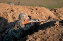 Минобороны Карабаха призывает Азербайджан избегать действий, которые могут дестабилизировать обстановку