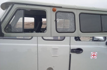 ВС Азербайджана обстреляли санитарную машину Армии обороны Арцаха