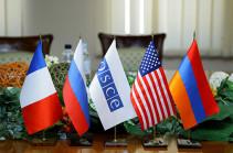 Ադրբեջանի հետ խաղաղության պայմանագիր կնքելու համար շատ կարևոր է վերականգնել բանակցային գործընթացը ԵԱՀԿ Մինսկի խմբի շրջանակում. Փաշինյան