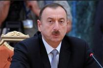 Ալիևը կրկին պնդել է, որ Ադրբեջանում հայ ռազմագերիներ չկան
