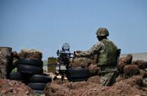 ВС Азербайджана открыли огонь по населенному пункту Ерасх в Армении