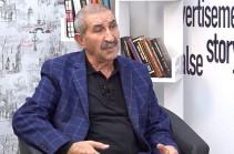 Гагик Мелконян: Постоянно повторяете – унизительное положение. Унизительного положения нет, была война, мы не были готовы, проиграли