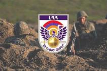 Сведения о «осажденных» позициях и командном пункте не соответствуют действительности – Армия обороны Арцаха