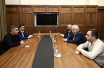 Արցախի և Հայաստանի ընդդիմադիր խմբակցությունները խորացնում են համագործակցությունը. Արթուր Վանեցյանը հանդիպել է արցախցի գործընկերներին