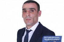 Դիլիջանում հաղթել է ՔՊ թեկնածու Դավիթ Սարգսյանը